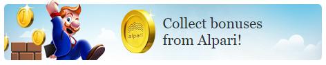 Alpari bonus
