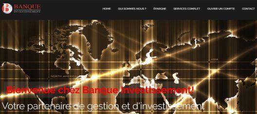 Banque Investissement