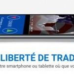 application de trading eztrader