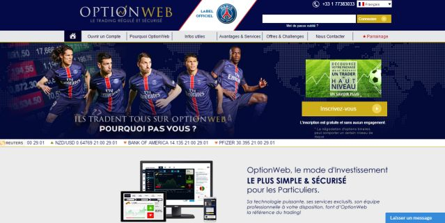 optionweb arnaque