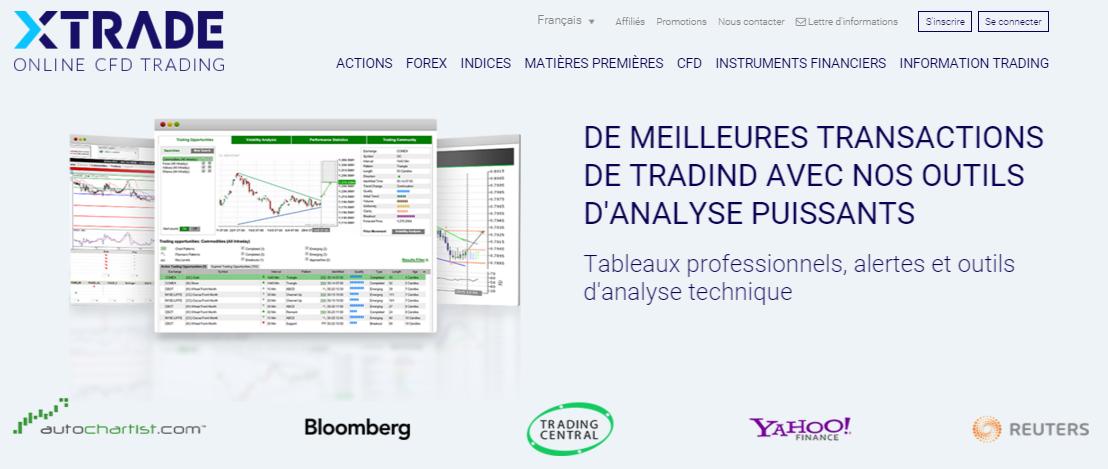 Trader forex en ligne