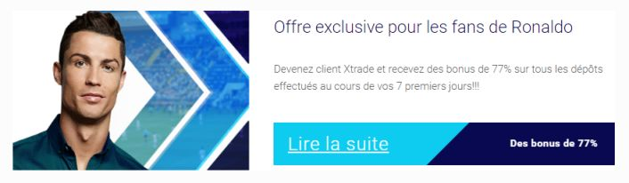 Offre XTrade