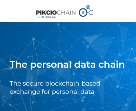 Pikcio lance sa blockchain et sa crypto monnaie