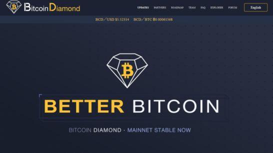Investir sur la crypto monnaie Bitcoin Diamond